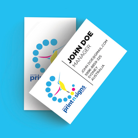 Same Day Business Card 350GSM (1hr dispatch avail)